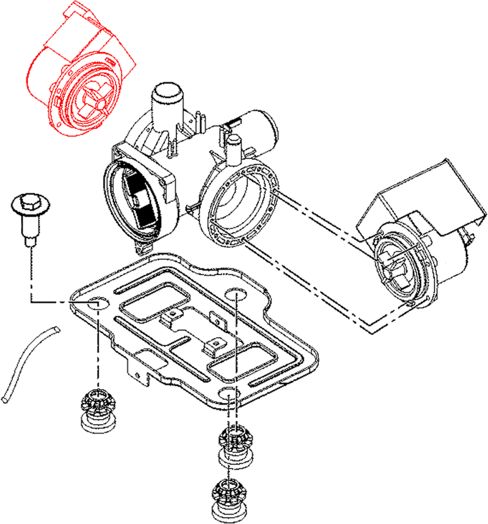 4681ea2001t lg pump motor replacement